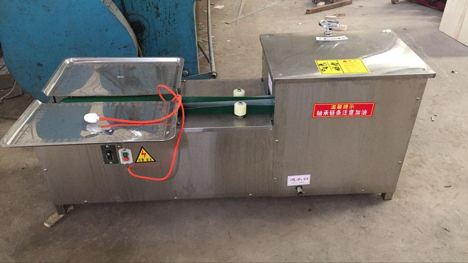 Fish Viscera Removing Machine