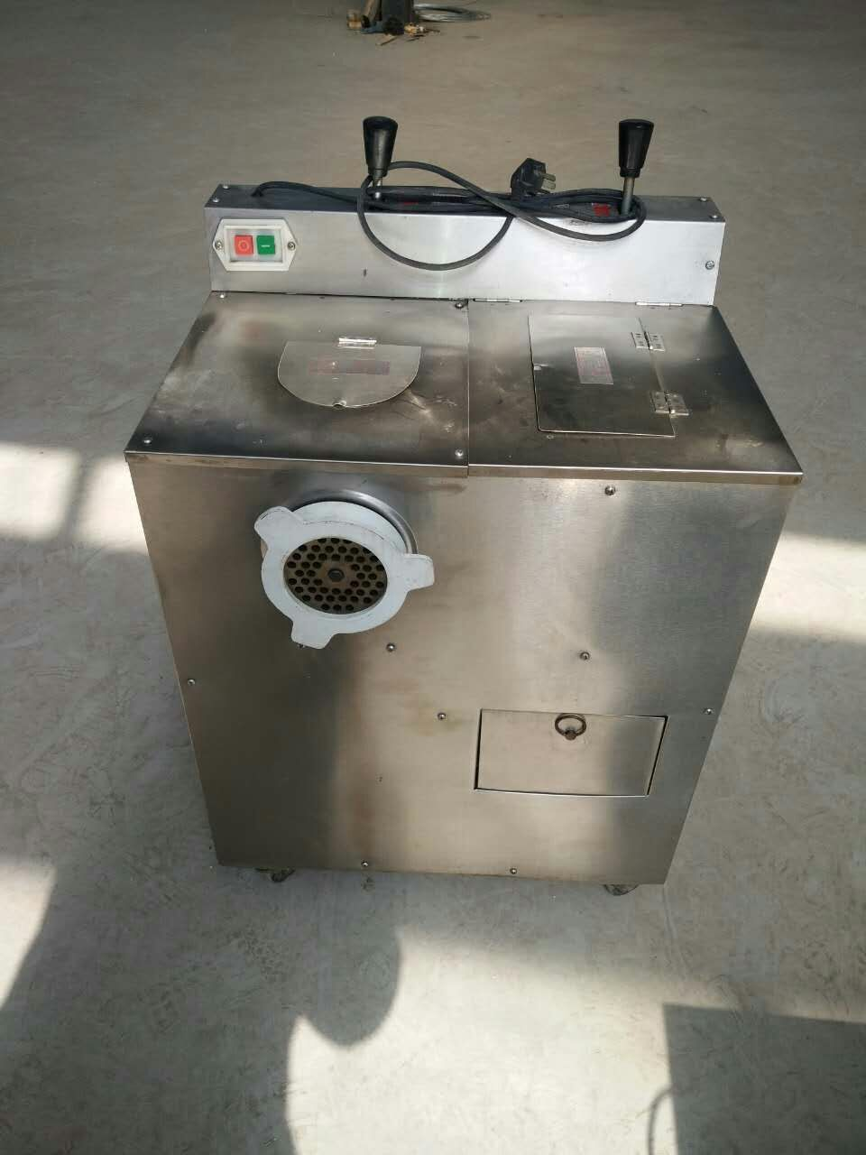 Meat Grinding Cutting Machine